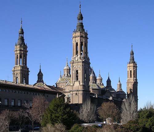 Horarios y precios para visitar la Basílica del Pilar