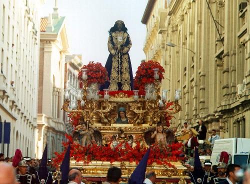 El Cristo de Medinaceli, itinerario y procesión