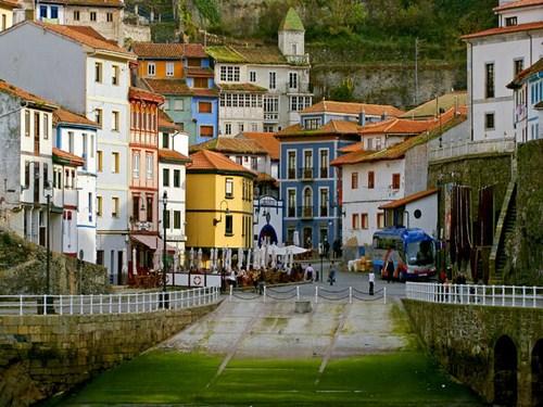 Cudillero, en Asturias