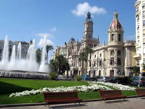 Hoteles céntricos en Valencia para la Semana Santa Marinera