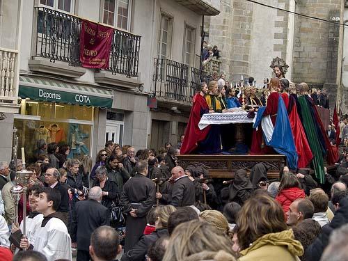 Semana Santa de Viveiro, Fiesta de Interés Internacional