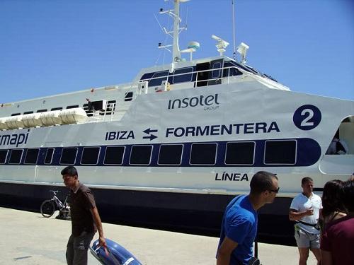 Cómo ir a Formentera