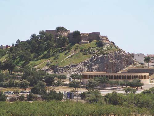 El castillo de Oropesa del Mar, en Castellón