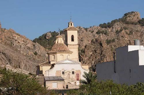 Por los pueblos y ciudades de Murcia