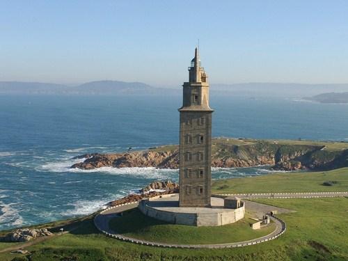 La leyenda de Hércules y Gerión en La Coruña