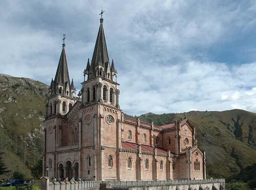 Primeros pasos en Covadonga