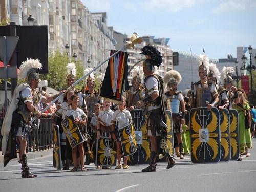 Las Guerras Cántabras, Roma en Cantabria
