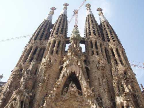 La Sagrada Familia, símbolo de Barcelona