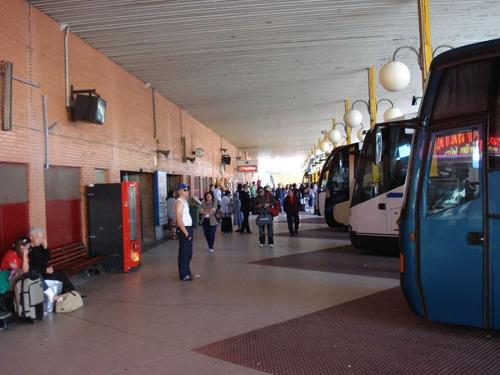 Estacion de autobuses de Salamanca