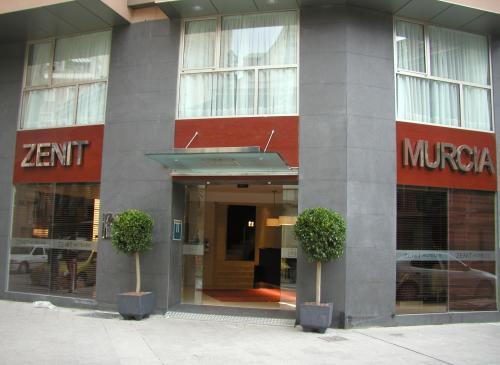 Hoteles recomendados en Murcia