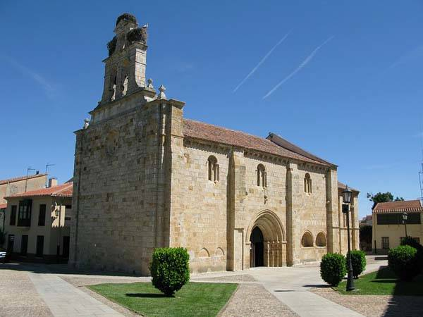 Iglesia de San Isidoro en Zamora