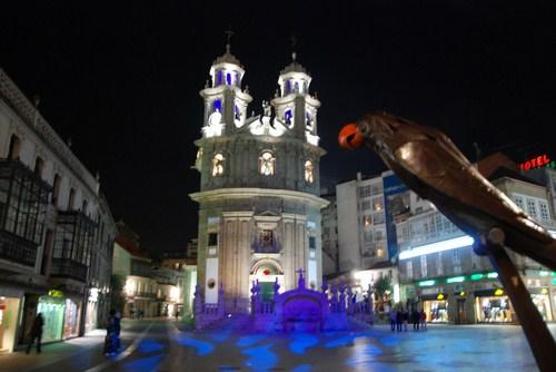 Viaje a Pontevedra, guía de turismo