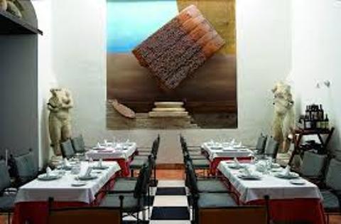 Restaurante Las Ninfas. Écija (Sevilla)