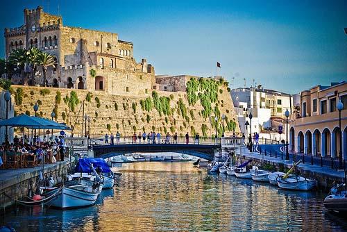 Guía de turismo de Ciutadella, en Menorca