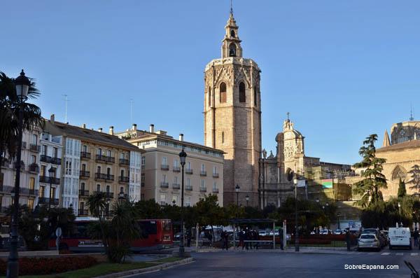 Plaza de la Reina Miguelete