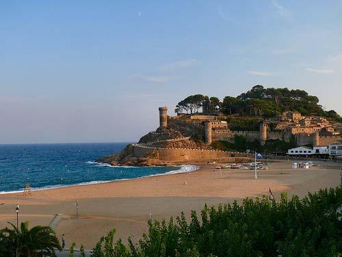Tossa de Mar en Girona