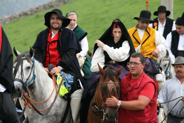 Los vaqueiros de alzada, cultura popular en Asturias