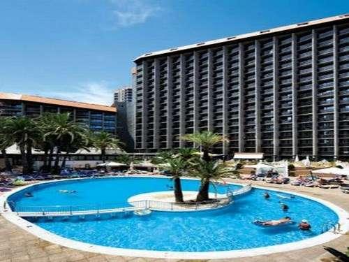 Hoteles de playa en Benidorm