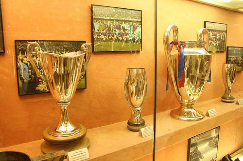 Visita al Nou Camp: museo y estadio del FC Barcelona