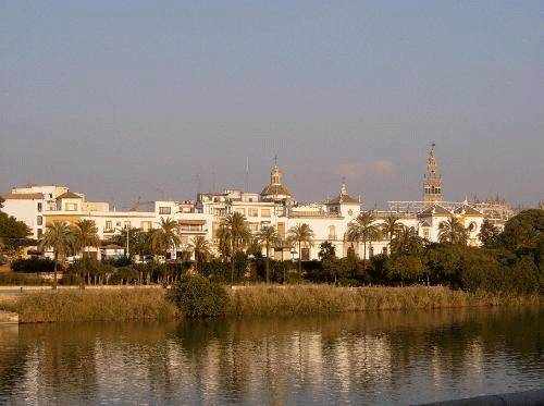 Barrio del Arenal en Sevilla