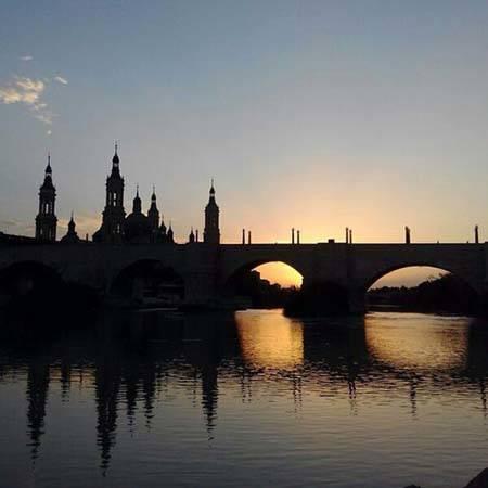Hoteles céntricos en Zaragoza