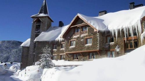 Mejores hoteles en Baqueira Beret