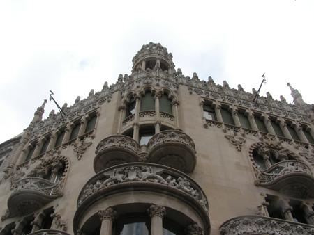Casa Lleó-Morera: modernismo en estado puro