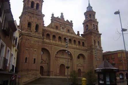 Alfaro en La Rioja