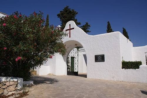 Iglesia en Santa Eulalia