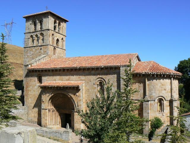 Cervatos y la Colegiata de San Pedro en Cantabria