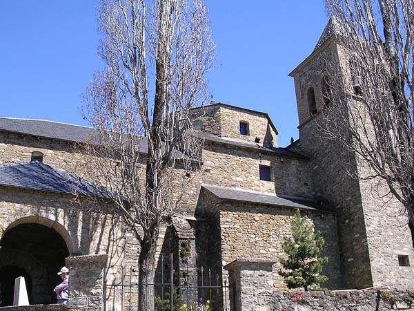 Nuestra Señora de la Asunción en Aísa Huesca
