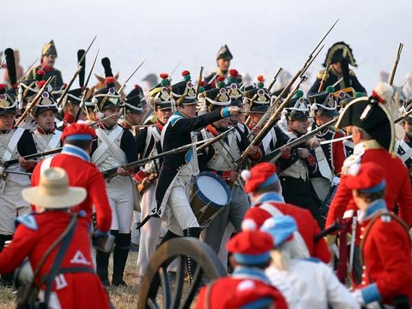 Batalla de Elviña en A Coruna