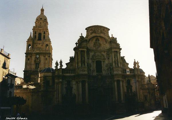 Cómo llegar a Murcia