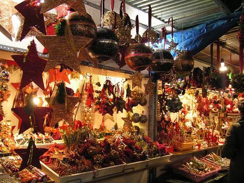 Mercadillos de Navidad en Barcelona