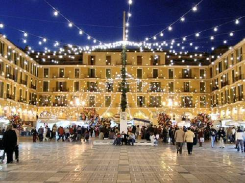 Mercadillos navideños en Baleares