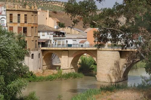 puente de miragenil en Puente Genil
