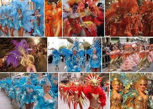 El Carnaval de Águilas, Fiesta de Interés Turístico