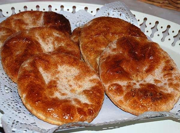 Pantortillas, repostería de Reinosa