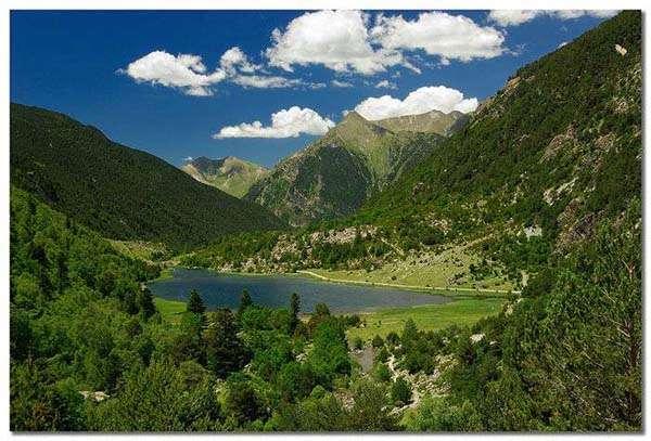 Camino al Parque Nacional Aiguestortes