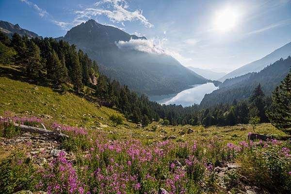 El Parque Nacional de Aiguestortes y Lago de Sant Maurici