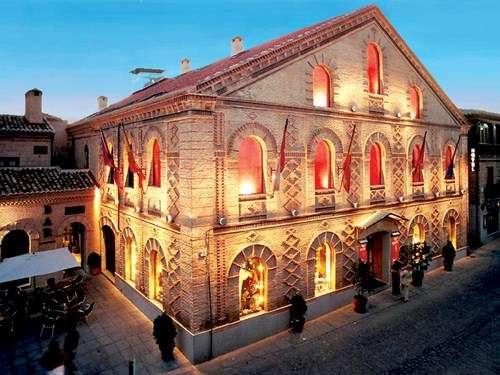 Hoteles céntricos en Toledo