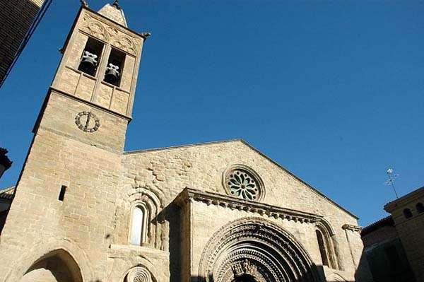 El románico del Urgell en Lleida