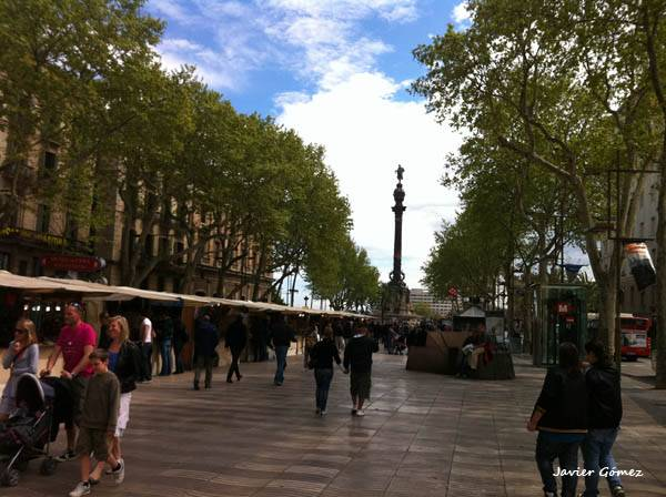 Cómo orientarse en Barcelona