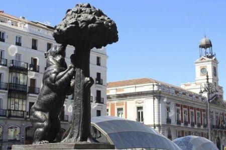 Hoteles céntricos en Madrid