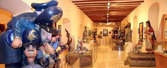 Después de las Fallas, el Museo Fallero