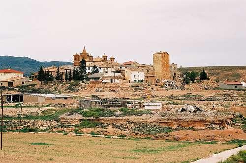 Torralba de Ribota en Zaragoza