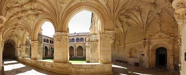 Monasterio de San Zoilo, claustro