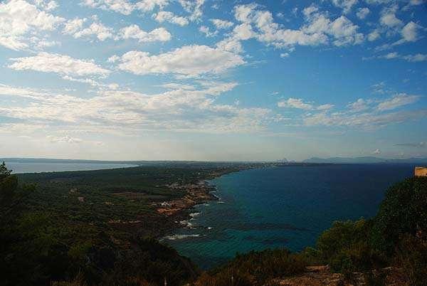 El Camino de Sa Pujada en Formentera