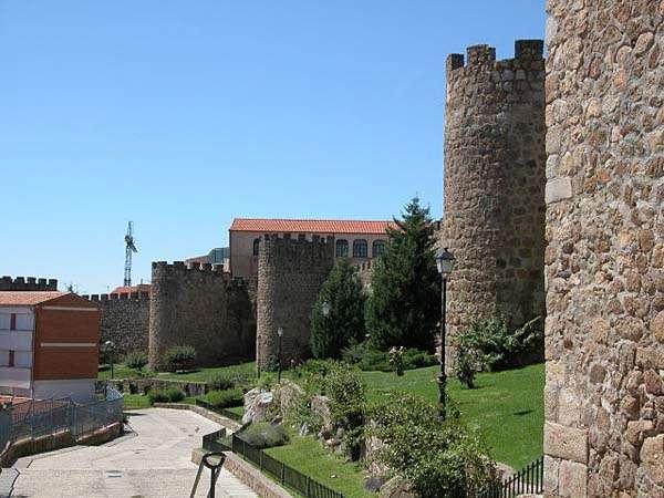 Plasencia murallas medievales