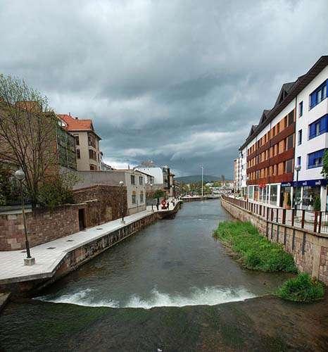 Reinosa, rio Ebro